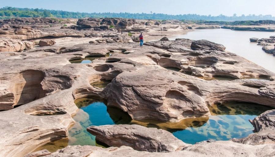 canyon sam phan bok ubon ratchathani mekong