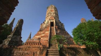 Temple Ayutthaya.