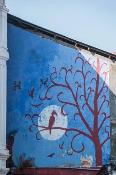 Street Art artiste inconnu - Penang
