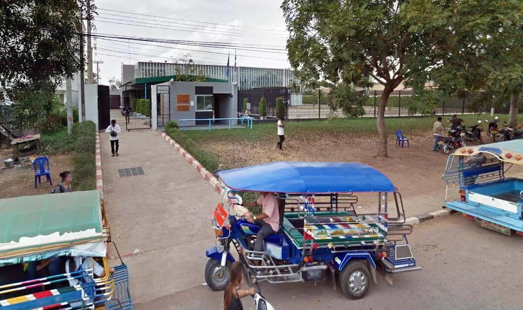 consulat thailande au laos savannakhet