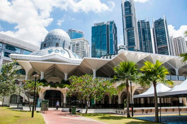 mosquee klcc