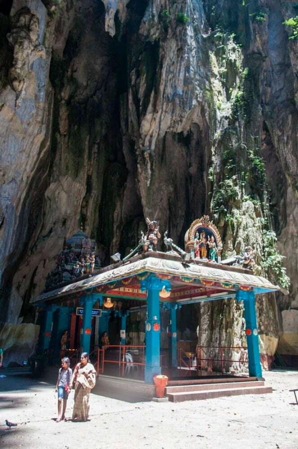 temple hindou batu caves