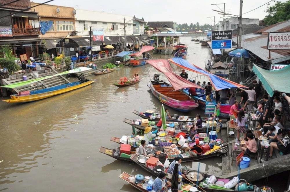 amphawa thailande