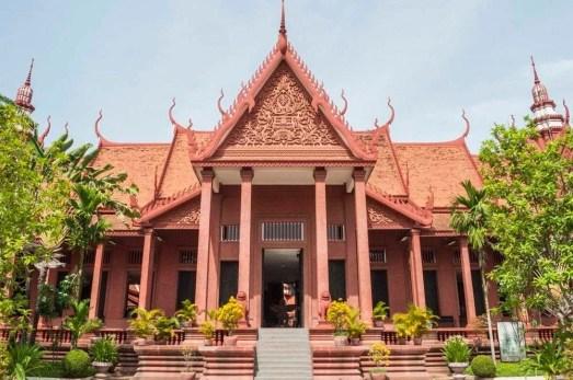 musée national Phnom Penh
