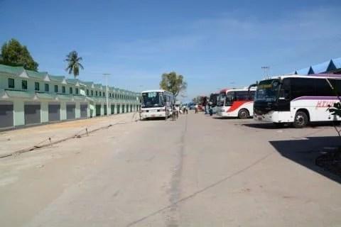 station bus pathein birmanie