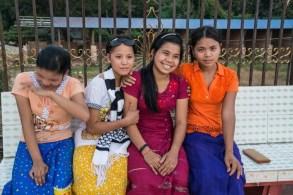 birmanes bago birmanie