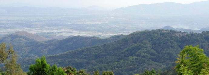 Panorama Doi Tung