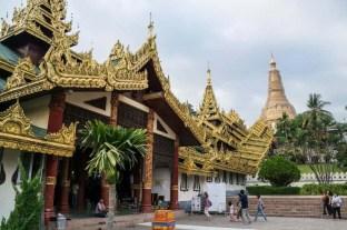 yangon shwedagon birmanie