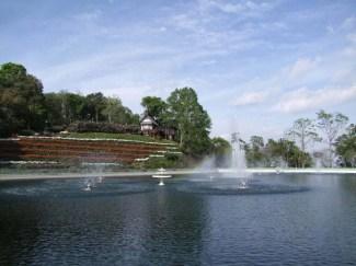 Jardins royaux Buphing Palace Doi Suthep