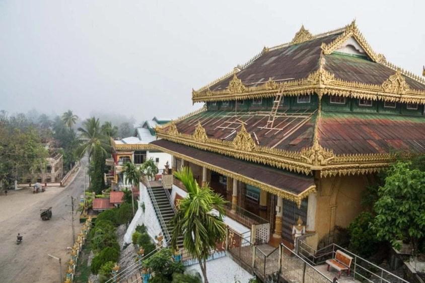 pagode kyaik than lan mawlamyine birmanie