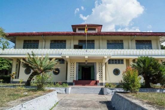 musée mon mawlamyine birmanie