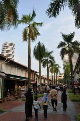 Quartier Arabe Singapour