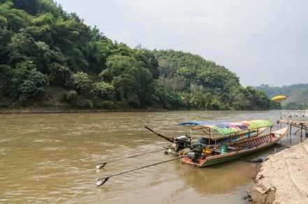 bateau chiang rai baan ruammit