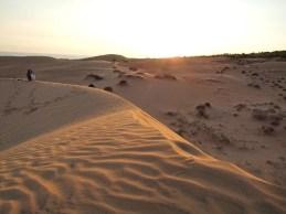 dune rouge Mui né Vietnam