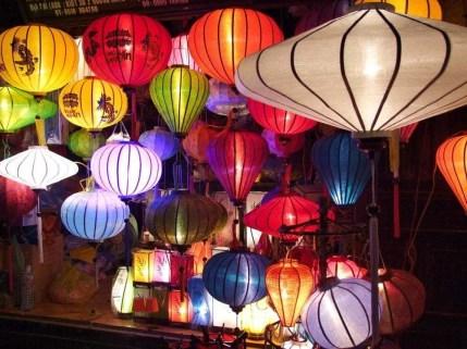 lanternes hoi an vietnam