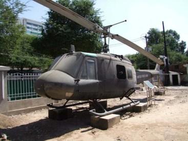 musée guerre ho chi minh ville vietnam