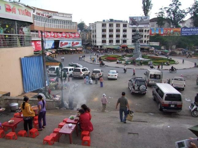 Place Dalat Vietnam