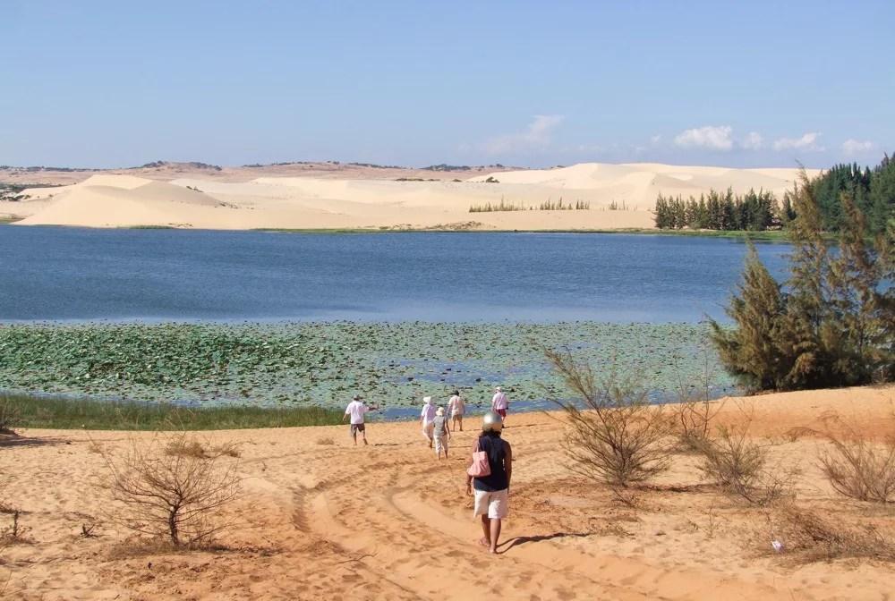 sud vietnam dune blanche mui ne