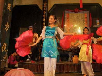 spectacle hoi an vietnam