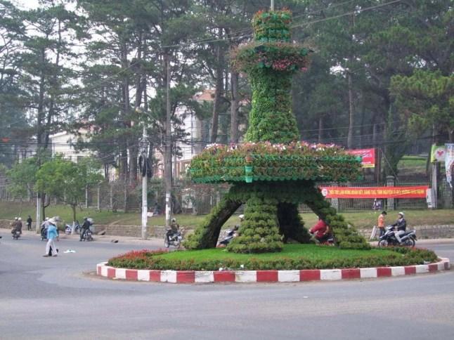 petit Paris Dalat Vietnam