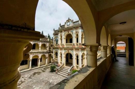 palais Bac Ha Vietnam