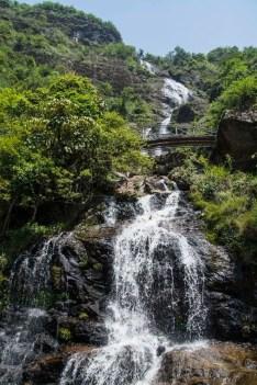 Thac Bac Waterfall - Sapa Vietnam