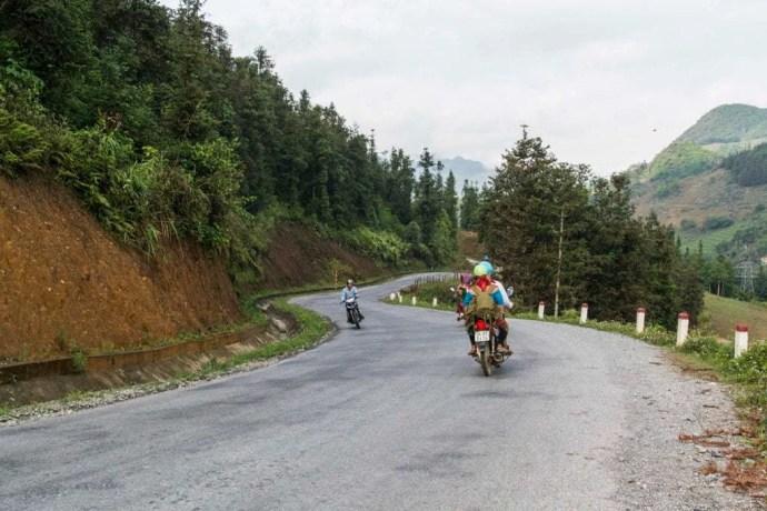 montagne Bac Ha Vietnam