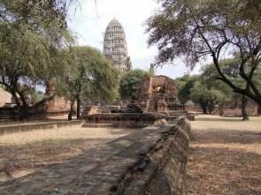 Wat Ratcha Burana - Ayutthaya
