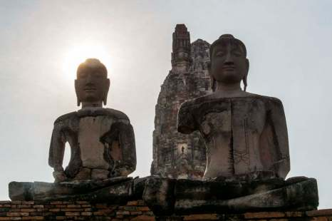 Wat Chai Watthanaram - Ayutthaya