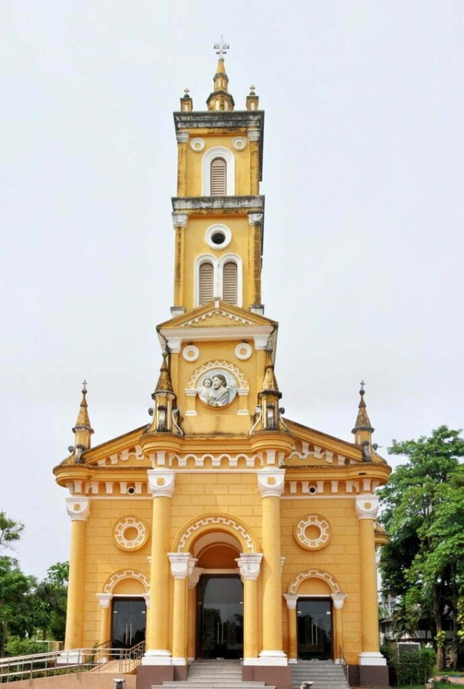 Eglise portugaise - Ayutthaya