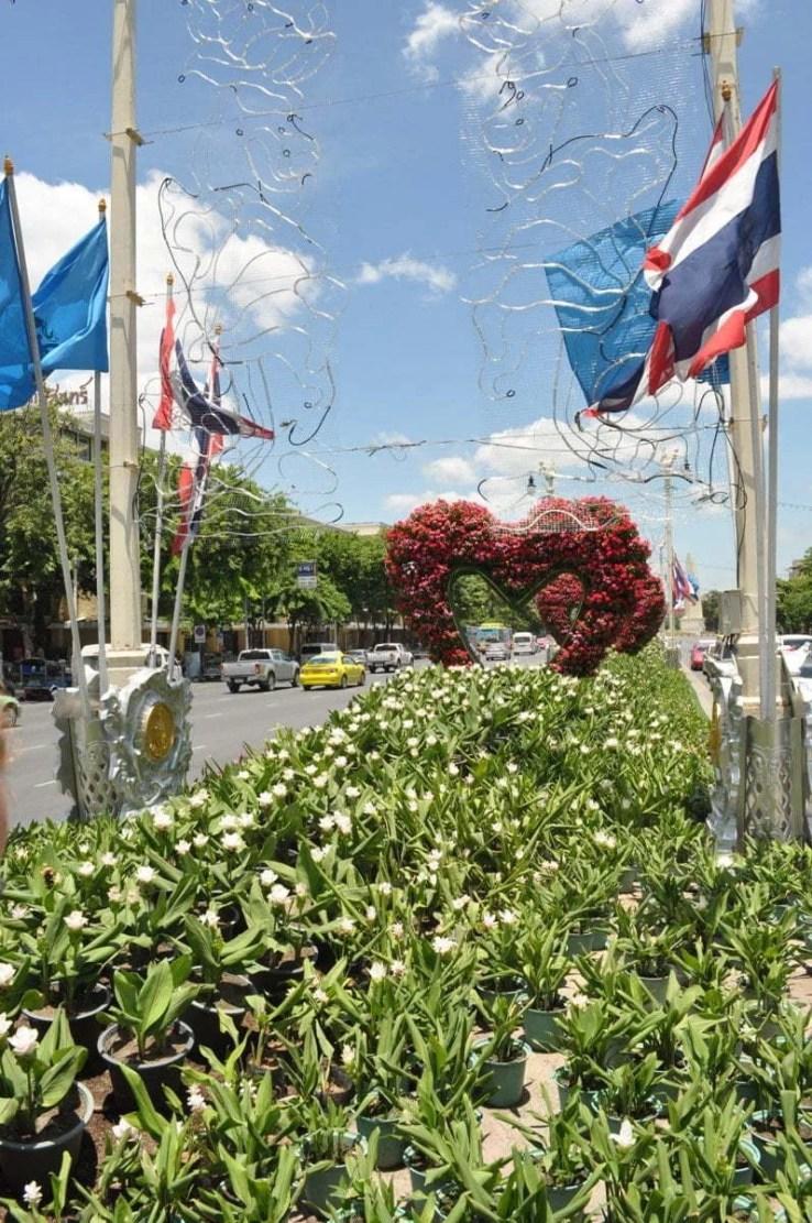 anniversaire reine thailande