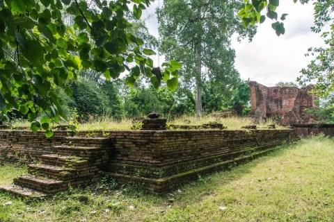 Wat Nong Phikun - Kamphaeng Phet