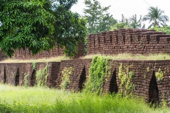 Kamphaeng Phet - parc historique - Thaïlande 53