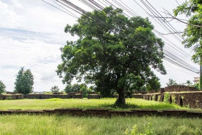 Kamphaeng Phet - parc historique - Thaïlande 55