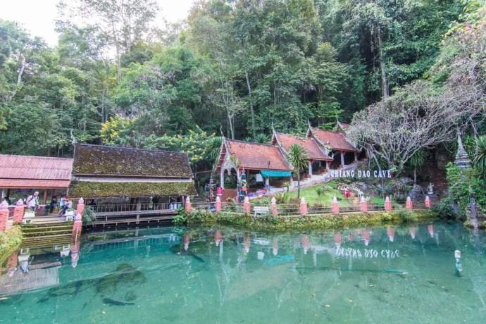 grotte Chiang Dao - Thaïlande