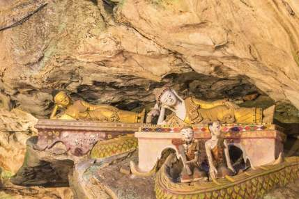 grotte Chiang Dao - Thailande