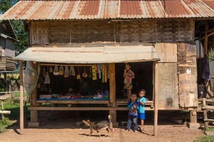 village Luang Namtha - Laos
