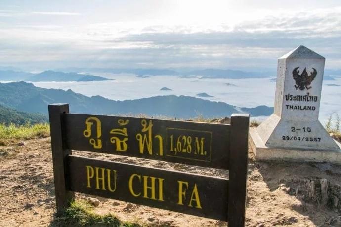 phu chi fah - thailande