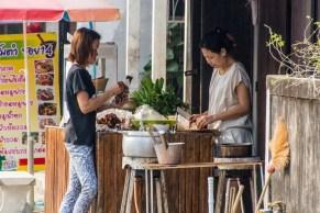 chiang khan - thailande