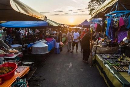 marché langkawi - malaisie