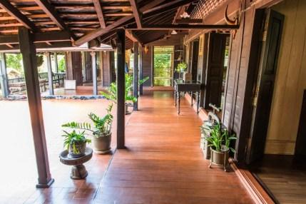 couloir baan sao nak lampang thailande