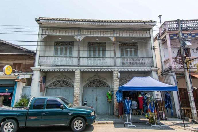 maison de la famille kanchanawong lampang
