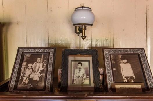 photos anciennes baan sao nak lampang thailande