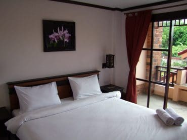 chambre pathu resort ranong