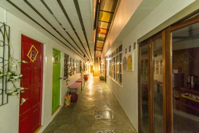 corridor na rak o resort chiang rai