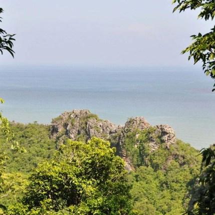 sai cave - parc national sam roi yot - thailande
