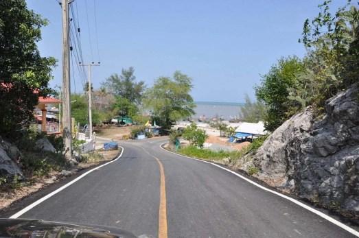 village ban khung tanot sam roi yot - thailande