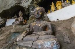 grottes pak ou - croisière mekong laos