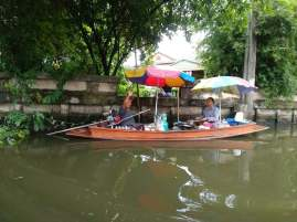 khlong lat mayom - canaux bangkok