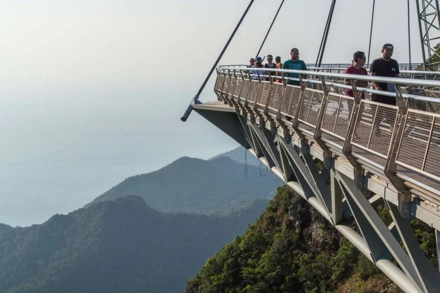 skybridge langkawi - malaisie